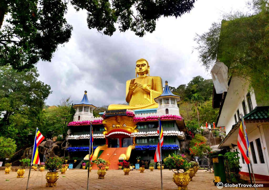 dambulla-golden-temple
